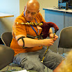 Chris Ormston on Northumbrian smallpipes