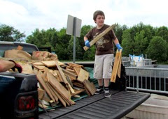 1407069 July 03 Nate Collects More Wood