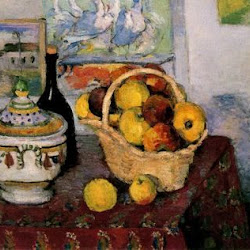 Paul Cezanne (1877): Still Life with Soup Tureen. Museo de Orsay. París. Impresionismo