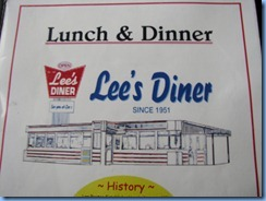 2174 Pennsylvania - York, PA - Lincoln Hwy (Hwy 30)(Market St) - 1951 Lee's Diner