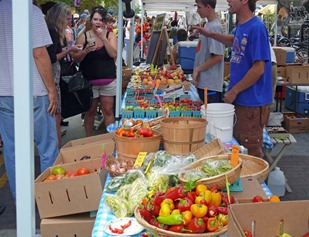Boise Market Booth