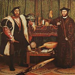 95 - Hans Holbein el joven - Los embajadores
