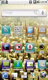 ADW Launcher EX stile iphoneish