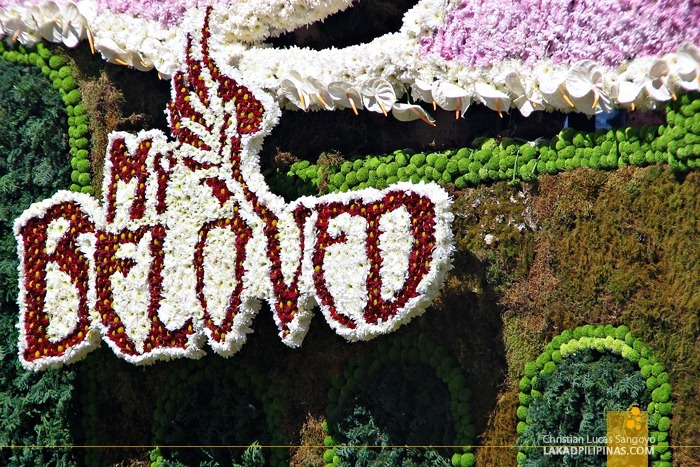 GMA's My Beloved Float at Baguio's Panagbenga Float Parade