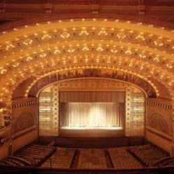 25 - Sullivan y Adler - Auditorium Building de Chicago (interior)