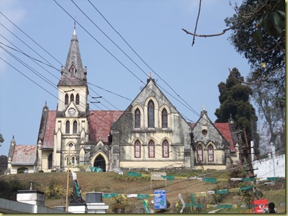 Darjeeling St Andrews Church