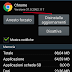 Aggiornamento Chrome Browser