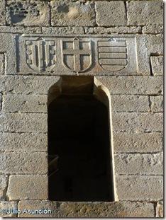 Escudos de la torre señorial - San Martín de Artáiz - Izagaondoa - Navarra