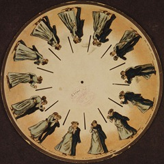 Muybridge - Phenakistoscope disk