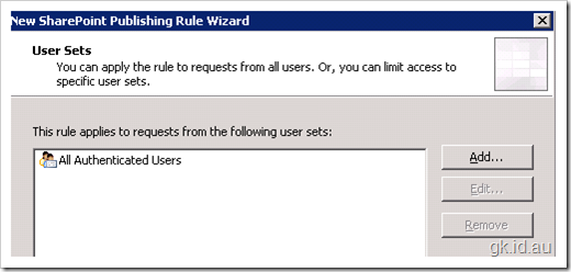 Securing your SharePoint Sites with ISA 2006 using Forms Based Authentication – Part 2/2 sharepoint 2007 sharepoint isa