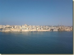 Valletta from Ship 1 (Small)