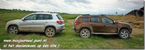 Dacia Duster vs VW Tiguan 04