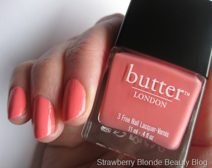 Butter London Trout Pout Swatch