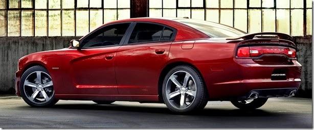 Dodge 100 Charg reaar 3-4