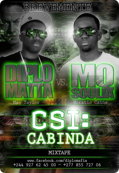 Mixtape CSI: Cabinda