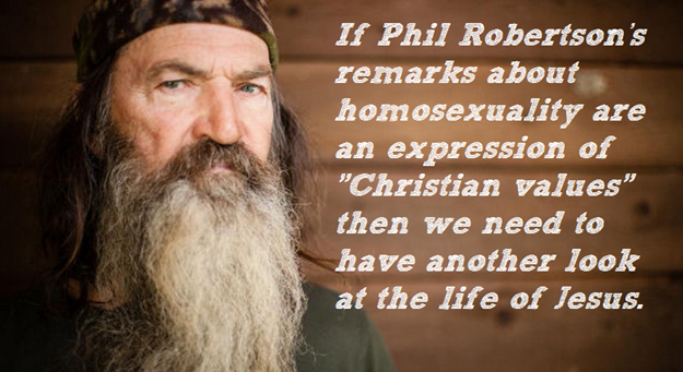 Duck Dynasty and Christian values