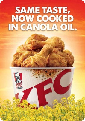 KFC Canola