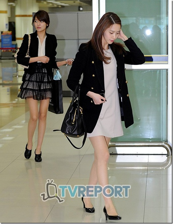 SNSD Airport Fashion 2011 (2)