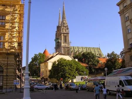 Europa Centrala: Catedrala Zagreb