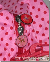 Prinzessin Lillifee Weekender Zipper