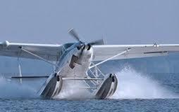 Πιλοτική πτήση υδροπλάνου από τον Μπρίντιζι της Ιταλίας στην Κέρκυρα