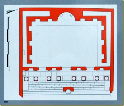 Ephesus Library plan