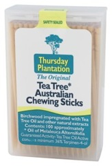 TeaTreeChewingSticks