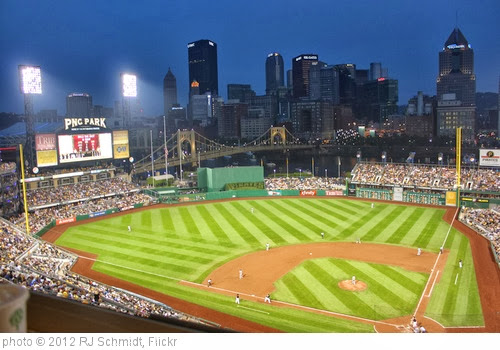 'Pittsburgh Pirates 7/21/12' photo (c) 2012, RJ Schmidt - license: http://creativecommons.org/licenses/by-nd/2.0/