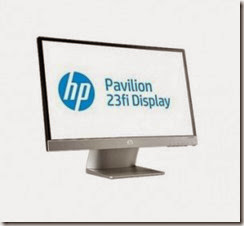 Snapdeal: Buy HP Pavilion 23fi 23-inch IPS LED Monitor at Rs.10623
