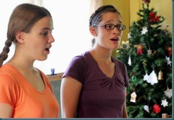 Edi & Sarah Singing