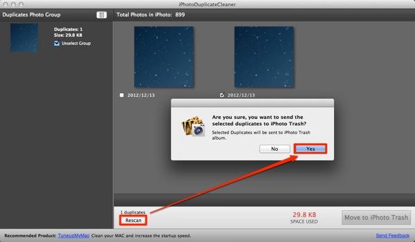 3Mac App Photography iPhotoDuplicateCleaner