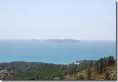 Oporrak 2011, Galicia - O Grove, mirador de Siradella  02