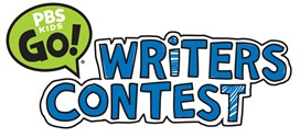 PBS KIDS GO! Writers Contest Logo