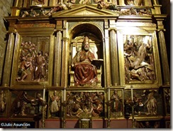 Retablo de San Pedro - Iglesia de San Pedro el Viejo - Huesca