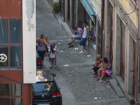 Obiective turistice Porto: cartiere sarace Porto