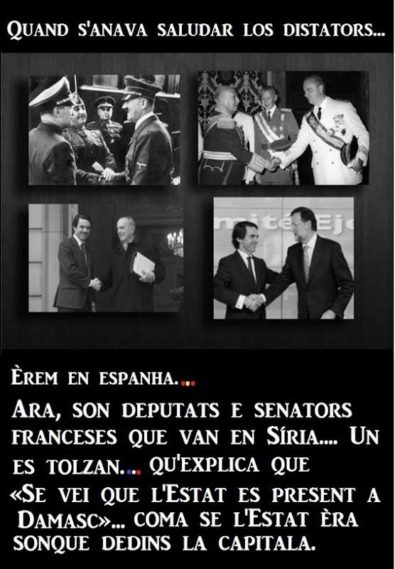 contactar los dictators