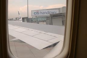 8 hour plane ride!  Woo!
