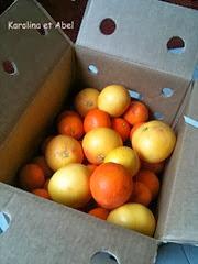 oranges commande