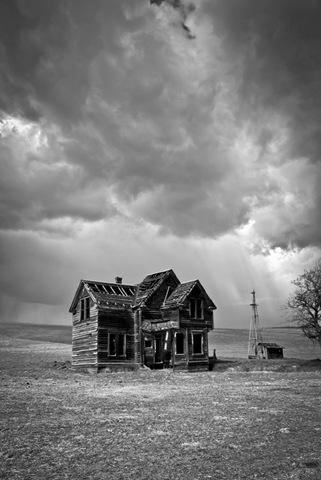 Abandoned House 1