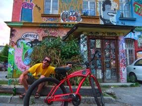 barrio okupa de Ljubljana