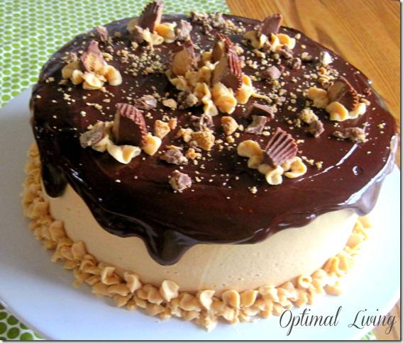 peanut butter cake 60
