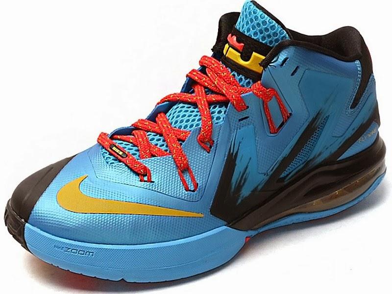 Nike Ambassador 6 VI YOTH Year of the Horse Blue Crimson (615821-401)