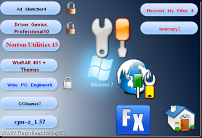 Soft 2011 v4.0 DVD-Utilities