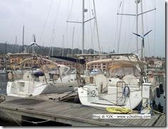 Y2K e Hydra a Porto San Rocco