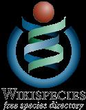 Wikispecies logo en