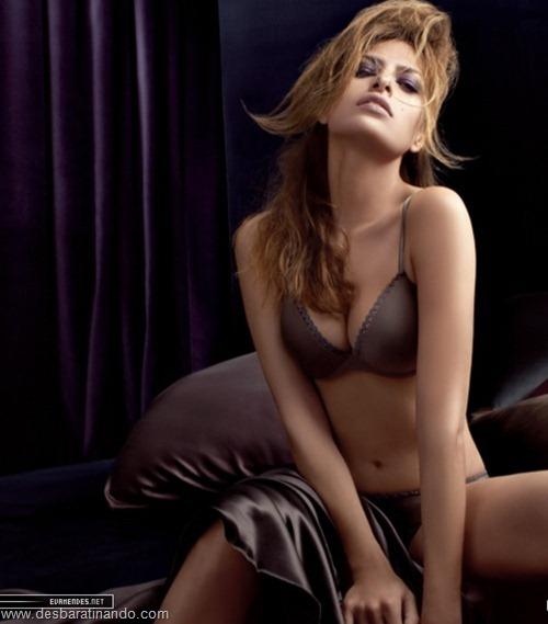 eva mendes linda sensual sexy sedutora photoshoot desbaratinando  (3)