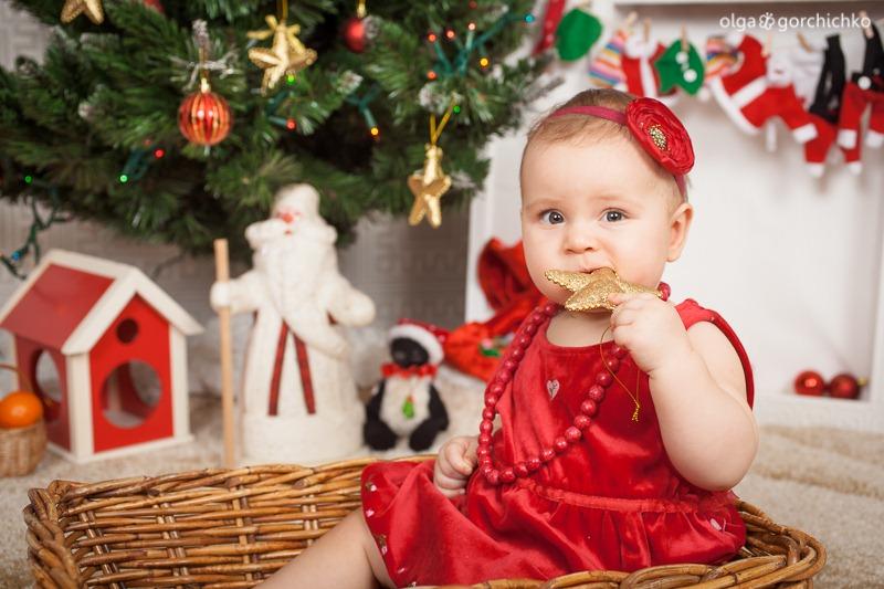 Детский новогодний фотопроект Рождественские мечты. 9. Ирочка (Инна Воляк)-8726