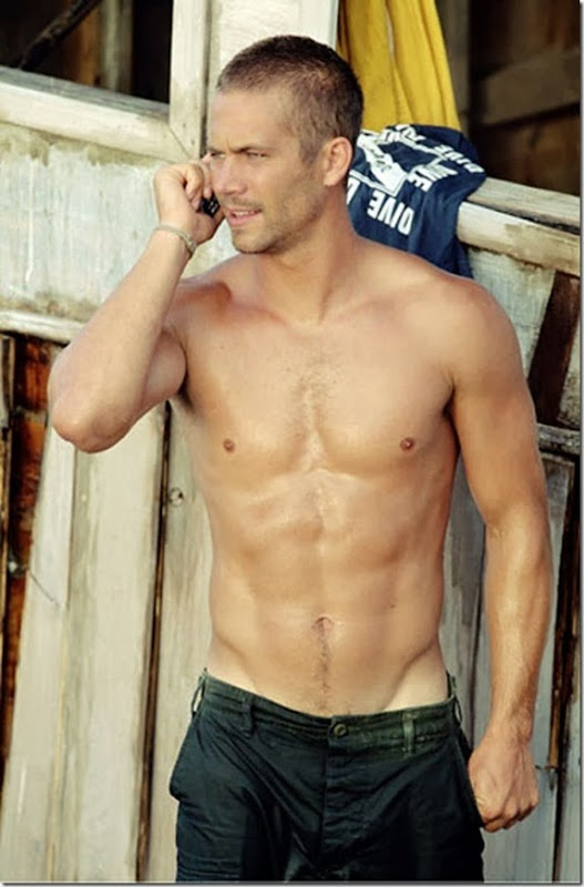 Paul Walker Workout and Diet3