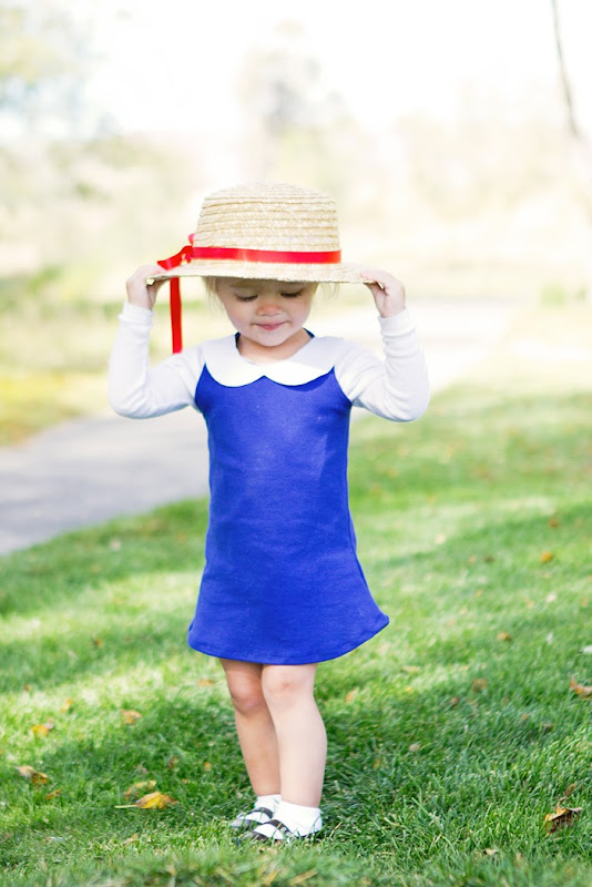 DIY Madeline Halloween Costume, Toddler Costumes, Madeline Dress Up, DIY Madeline Dress