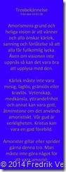 Trosbekännelse 140120 separat text guld på blått korrigerad
